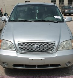 2004 kia sedona minivan full size in new window  [ 2048 x 1832 Pixel ]