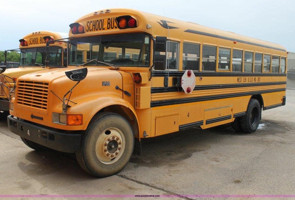 medium resolution of  wire schematics 1996 international 3800 blue bird bus item e8489 on blue bird