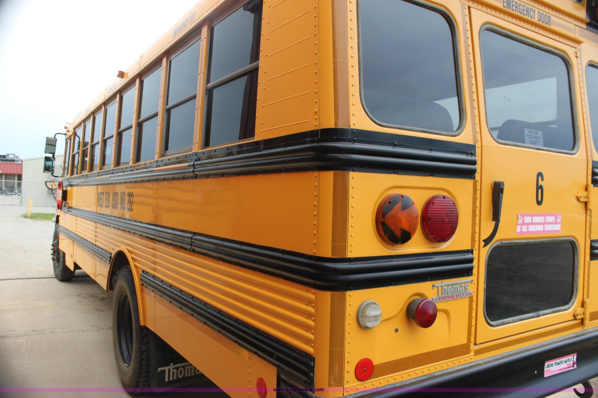 hight resolution of please provide a thome freightliner bus wiring 2001 freightliner fs65 thomas built bus item e8490 on