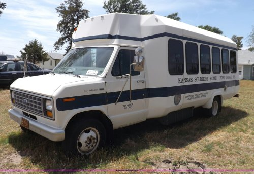 small resolution of i7742 image for item i7742 1990 ford econoline