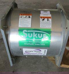 2 4 array sukup grain bin fan item a8566 sold july 10 ag equipmen rh sukup parts manual  [ 2048 x 1757 Pixel ]