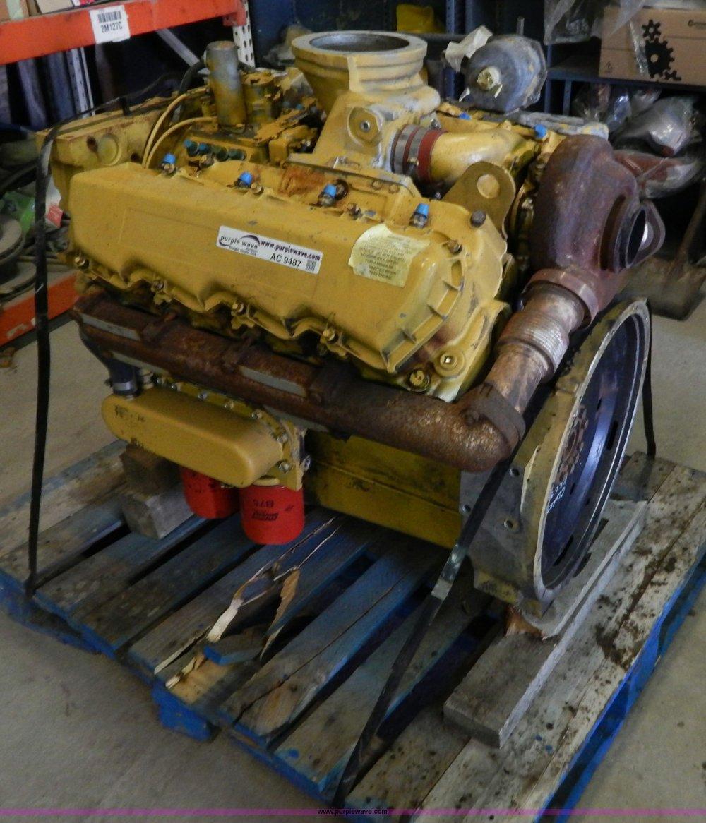 medium resolution of ac9487 image for item ac9487 caterpillar 3208 turbo diesel engine