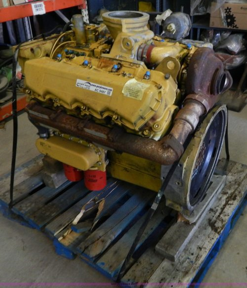 small resolution of ac9487 image for item ac9487 caterpillar 3208 turbo diesel engine