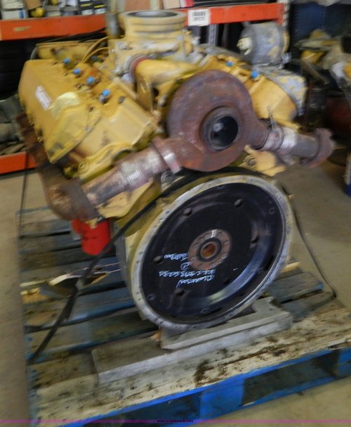 small resolution of  caterpillar 3208 turbo diesel engine full size in new window