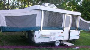 1998 Coleman Pop Up Camper Wiring Diagram  Somurich