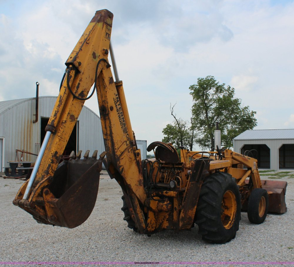 medium resolution of  international 2500 backhoe loader full size in new window