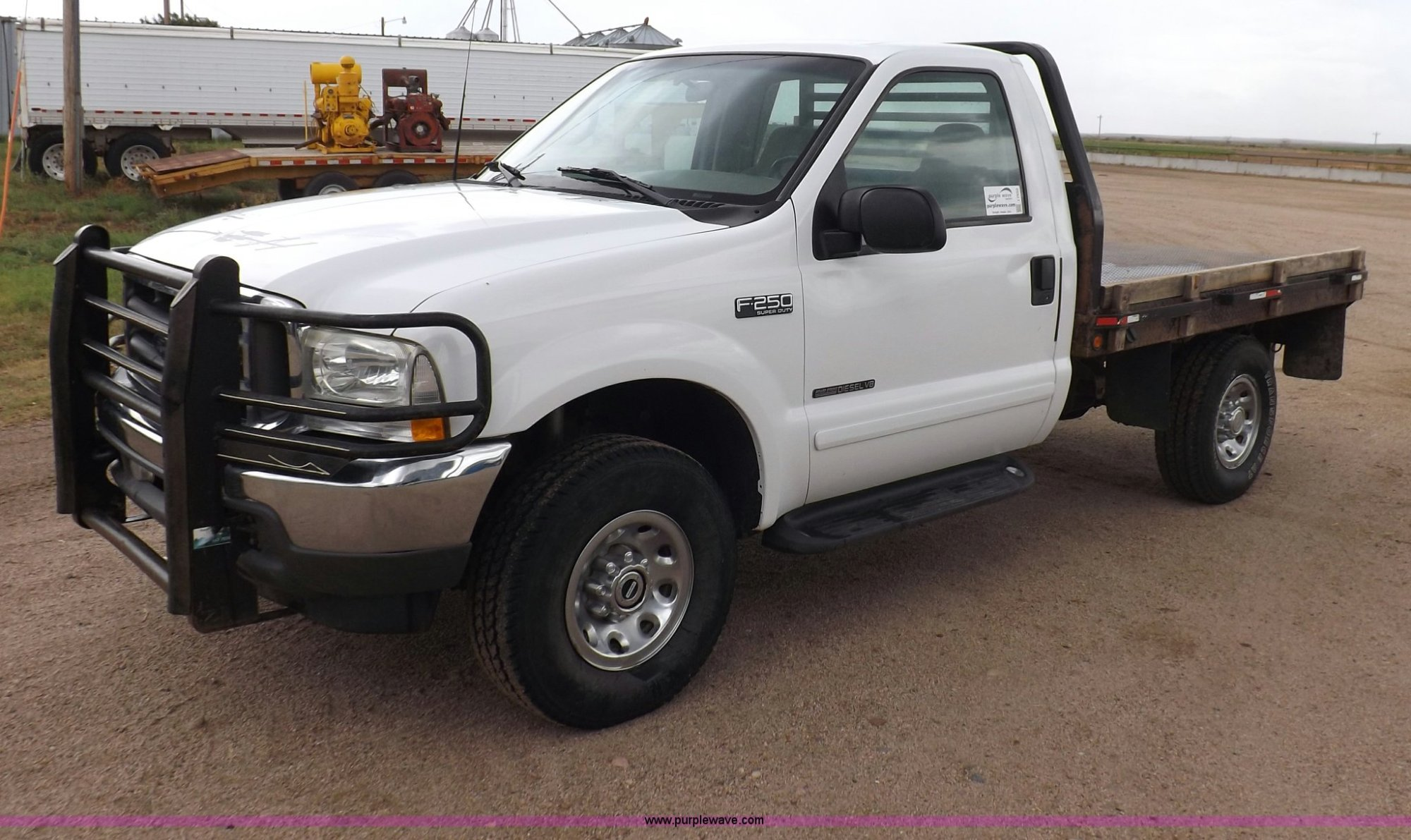 hight resolution of i7552 image for item i7552 2002 ford f250 super duty