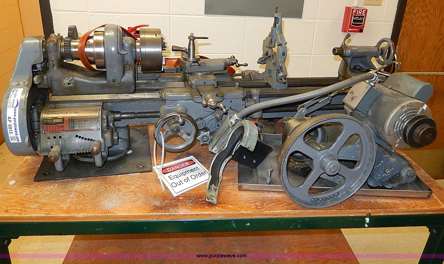 South Bend 9 Lathe