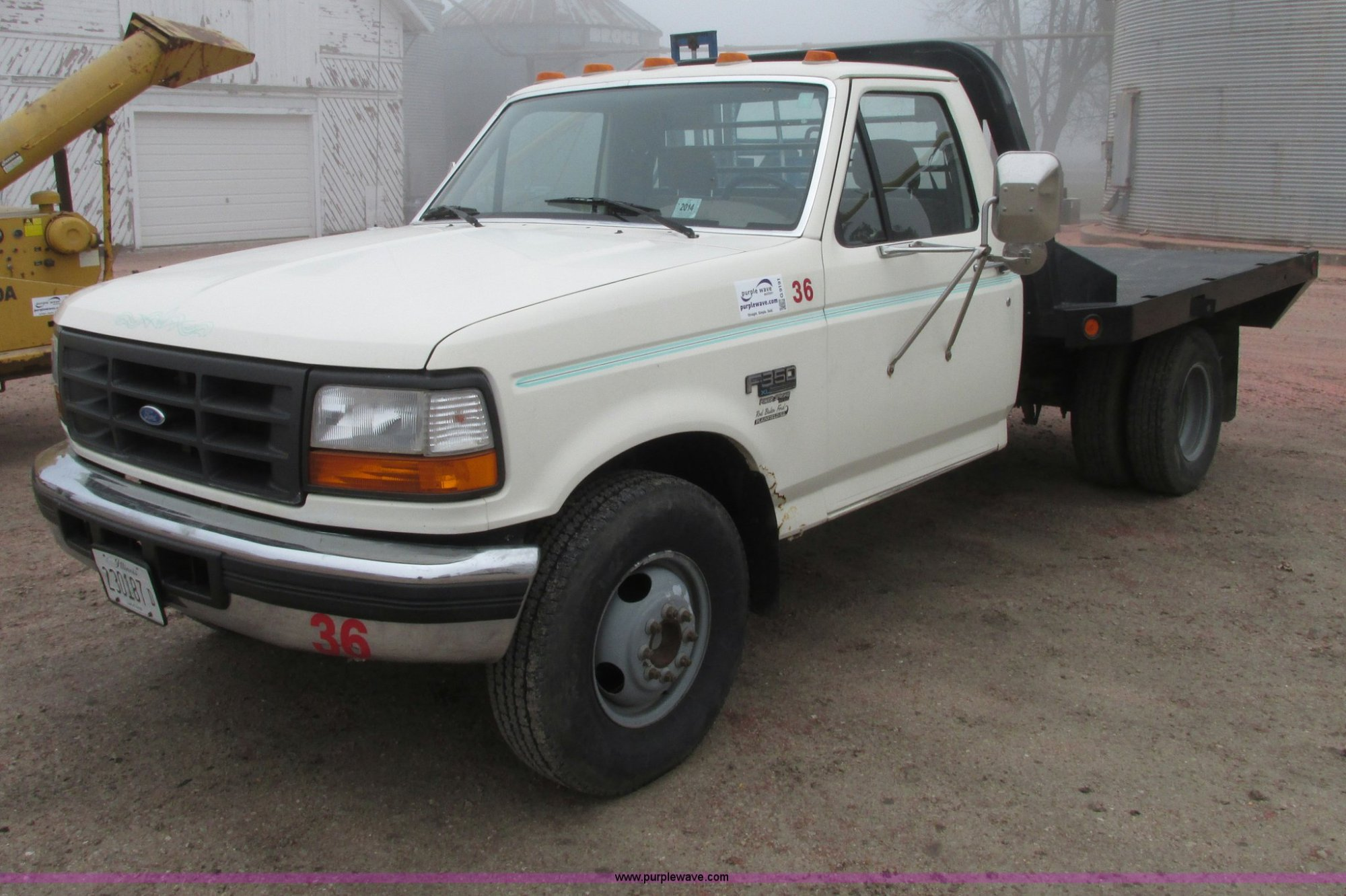 hight resolution of g9191 image for item g9191 1995 ford f350