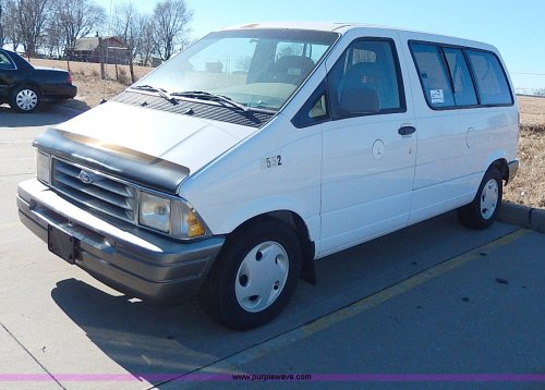 small resolution of h1295 image for item h1295 1996 ford aerostar