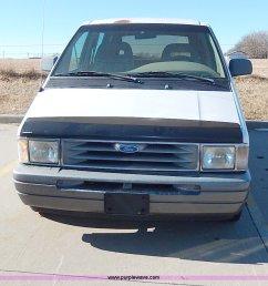 1996 ford aerostar xlt van full size in new window  [ 950 x 961 Pixel ]