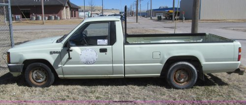 small resolution of  1987 dodge ram 50 pickup truck full size in new window