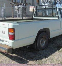 1987 dodge ram 50 pickup truck full size in new window  [ 2048 x 1404 Pixel ]