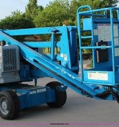 h2699 image for item h2699 1993 genie z45 22 boom lift [ 2048 x 1191 Pixel ]