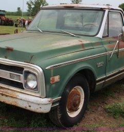 1969 chevrolet c20 pickup truck for sale in kansas [ 2048 x 1243 Pixel ]