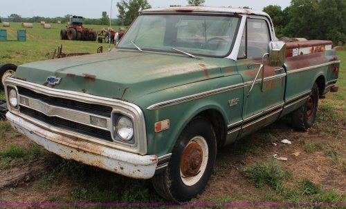 small resolution of 1969 chevrolet c20 pickup truck for sale in kansas