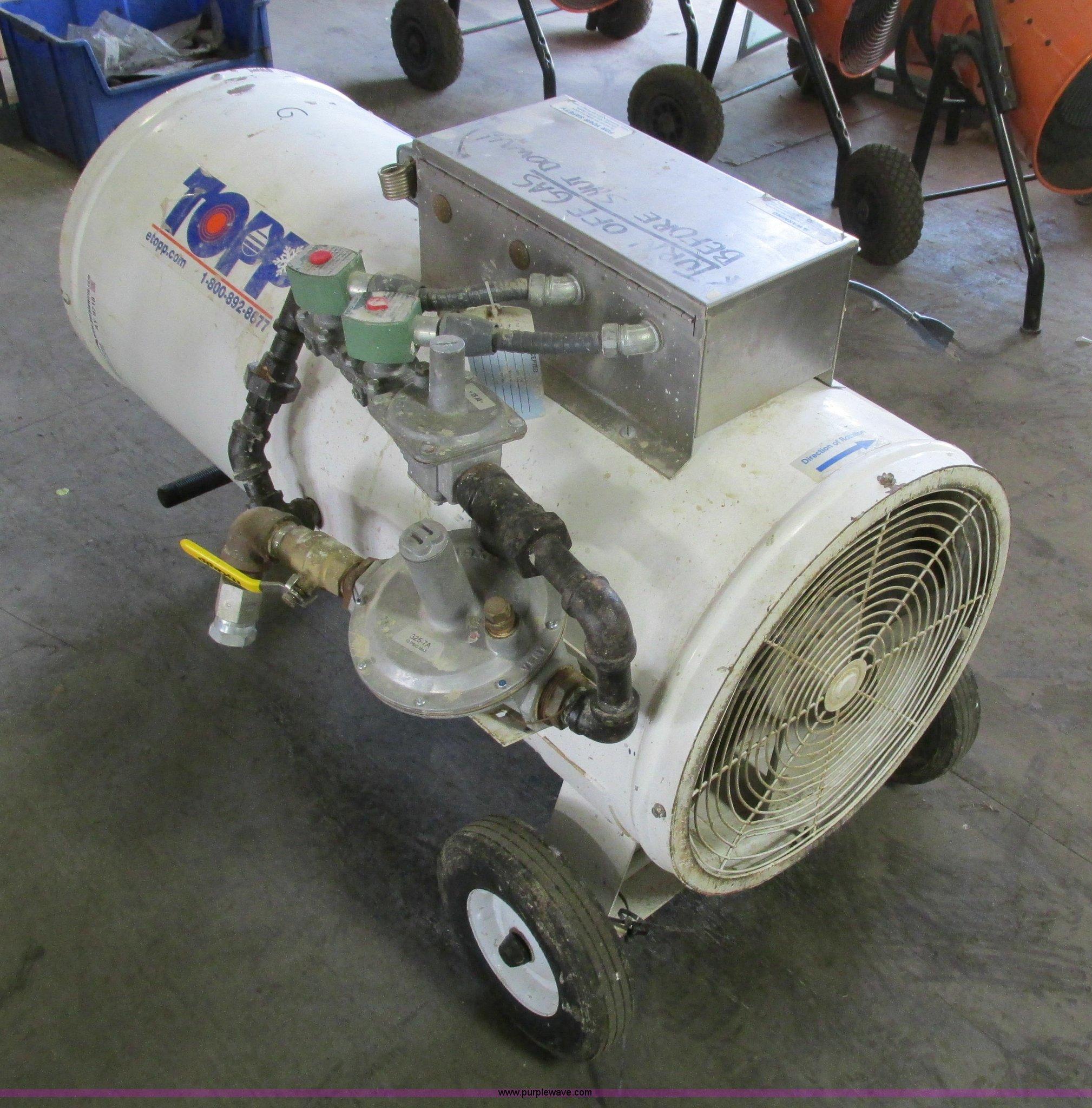 Topp Safe Heat 500 Heater