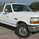 1993 Ford F250 Xl Pickup Truck In Derby Ks Item E7994 Sold Purple Wave
