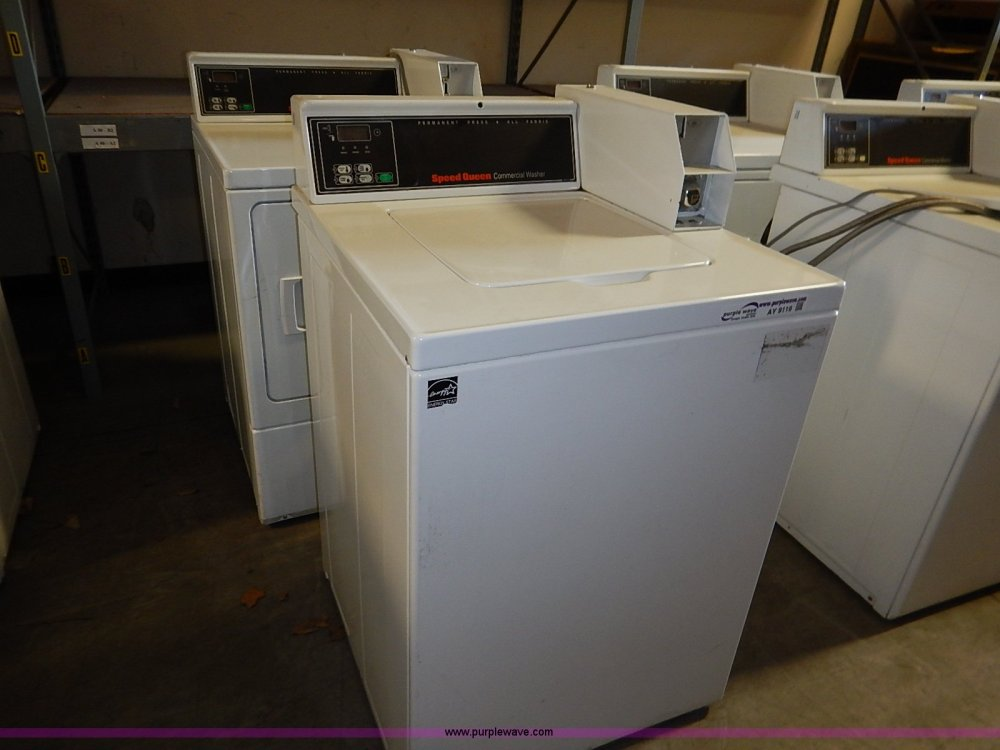 medium resolution of ay9119 image for item ay9119 speed queen coin operated washer and dryer set