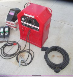 lincoln electric ac 225 arc welder full size in new window  [ 2048 x 1536 Pixel ]