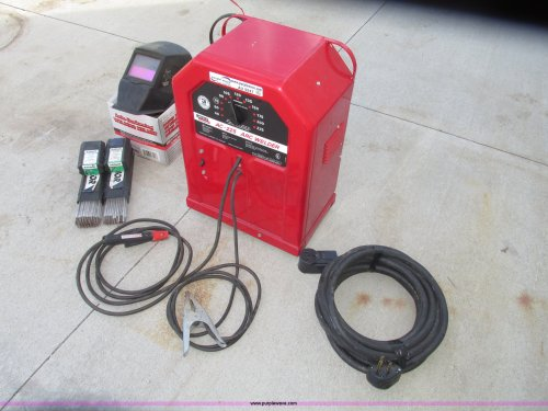 small resolution of  lincoln electric ac 225 arc welder full size in new window