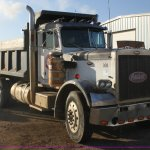 1983 Peterbilt 359 Dump Truck In Winfield Ks Item H2016 Sold Purple Wave