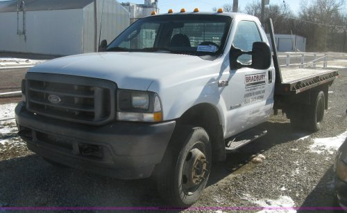 small resolution of k2772 image for item k2772 2003 ford f450 super duty