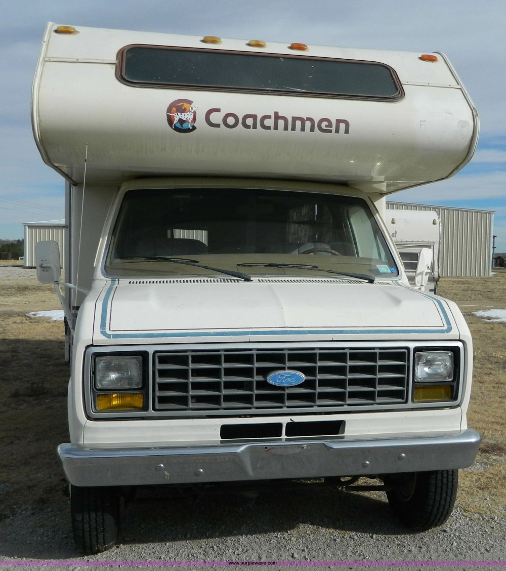medium resolution of  wiring diagram on 1985 ford econoline e350 coachman 26 recreational vehicle