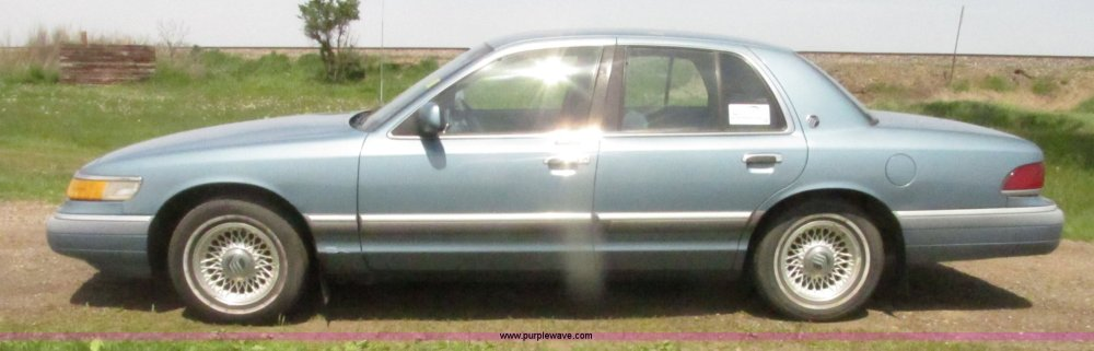 medium resolution of  1994 mercury grand marquis ls full size in new window