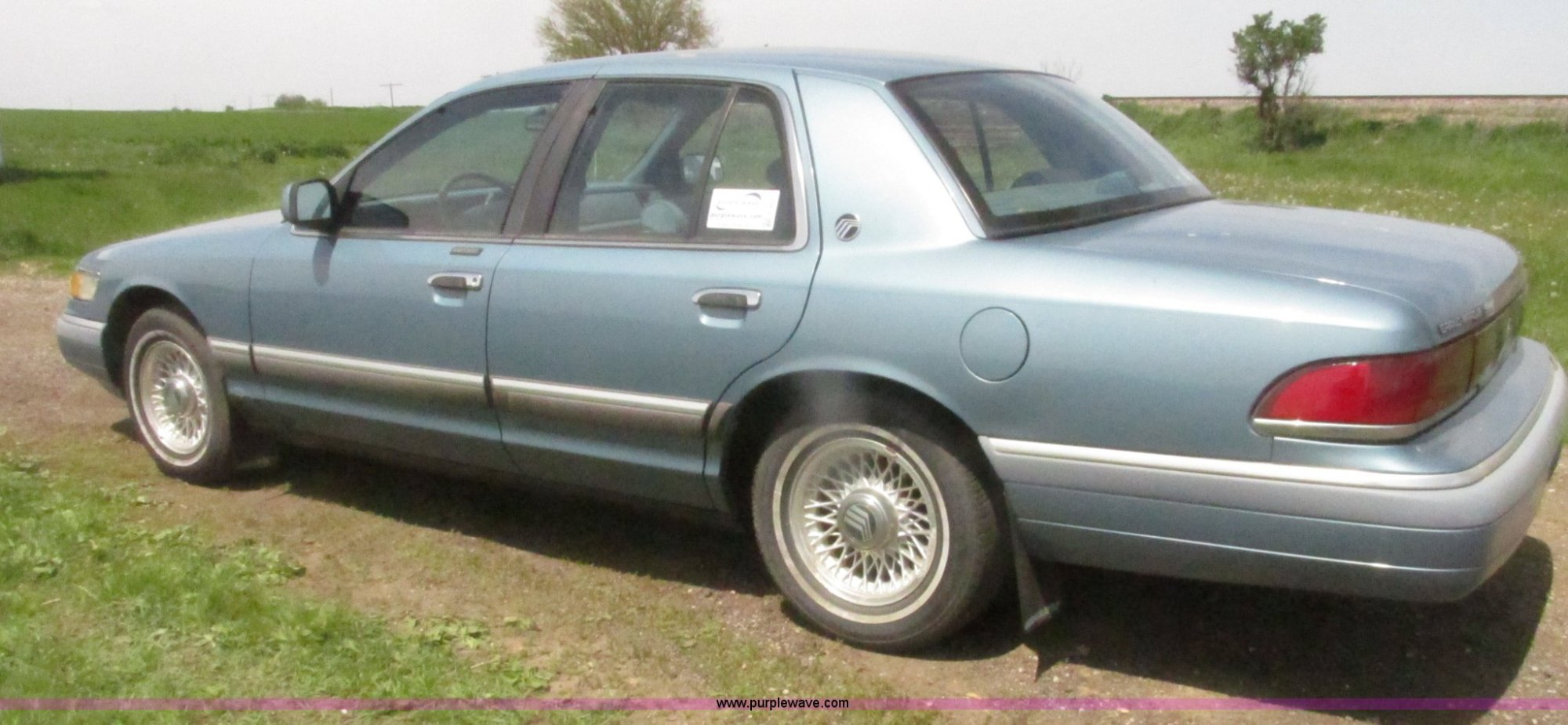 hight resolution of  1994 mercury grand marquis ls full size in new window
