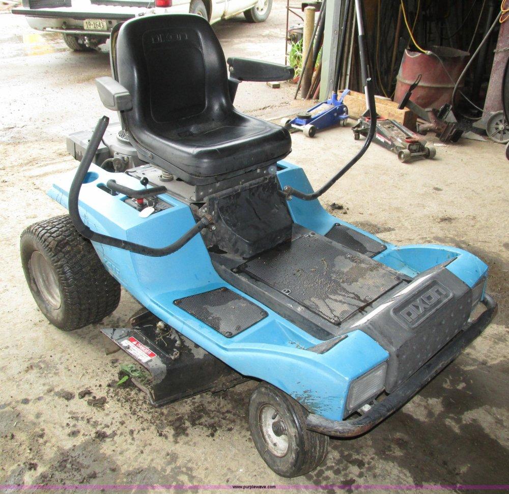 medium resolution of dixon 4515b ztr lawn mower for sale in nebraska