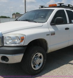 i2026 image for item i2026 2009 dodge ram 2500 sl quad cab  [ 2048 x 1271 Pixel ]