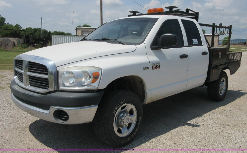 medium resolution of i2026 image for item i2026 2009 dodge ram 2500 sl quad cab