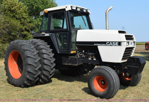 small resolution of l5819 image for item l5819 1983 case ih 2394 tractor