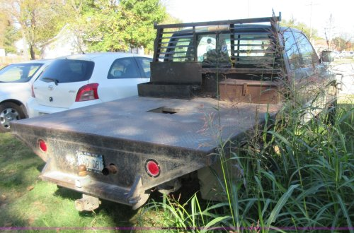small resolution of  1995 dodge ram 1500 flatbed pickup truck full size in new window