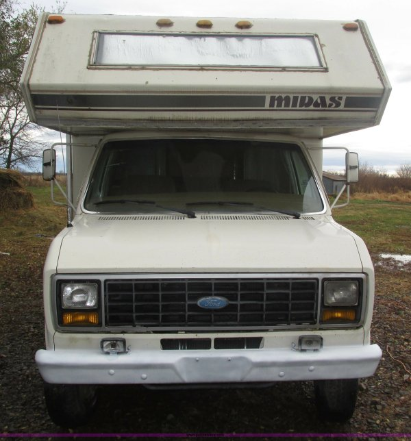 1983 Ford Motorhome For Sale - Year of Clean Water