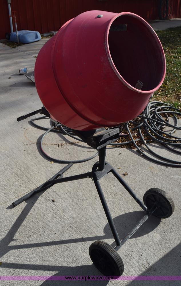 Pro Force Cement Mixer In Hesston Ks