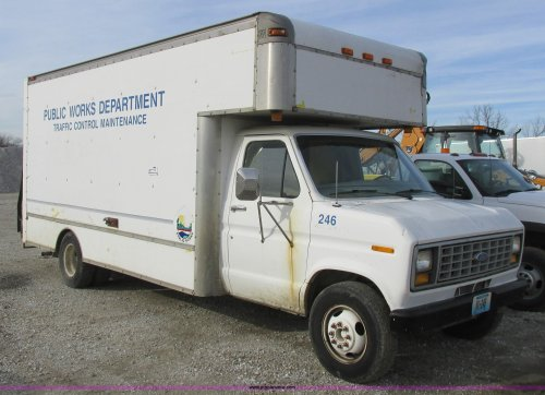 small resolution of l4147 image for item l4147 1990 ford econoline