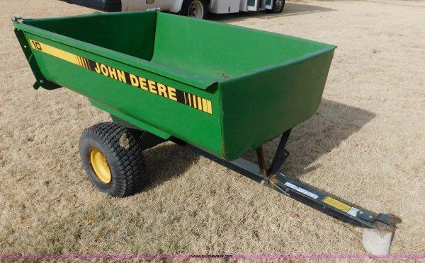 John Deere 10 Cart Item Ao9990 Sold January 12 Governme