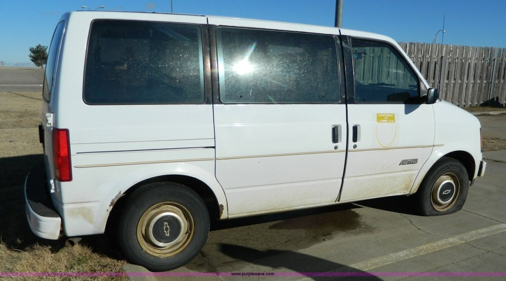 medium resolution of  1991 chevrolet astro van full size in new window