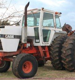 l6750 image for item l6750 1978 case 2590 tractor [ 2048 x 1545 Pixel ]