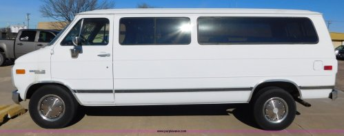 small resolution of  1992 gmc rally 3500 van full size in new window