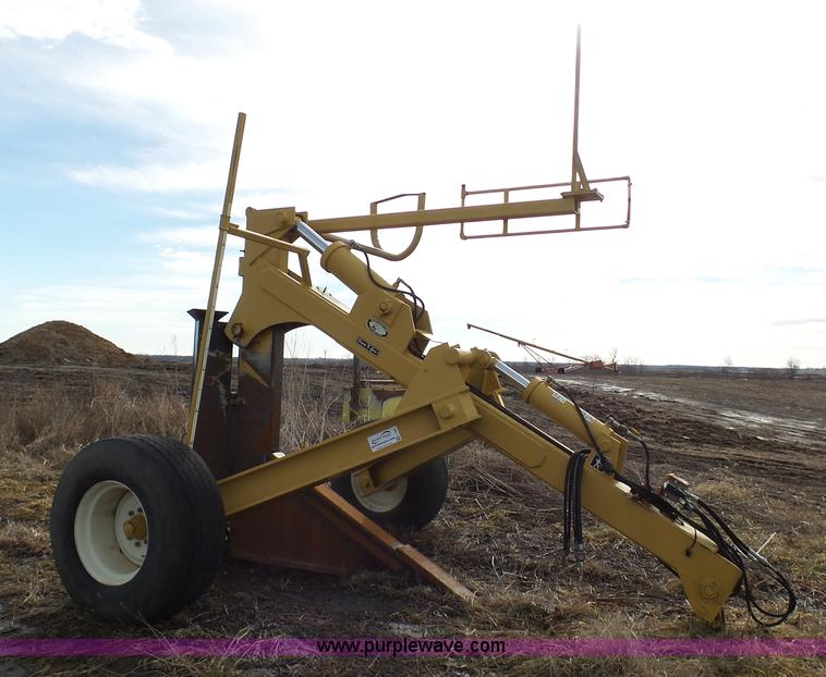 johnson drainage plows tile plow in