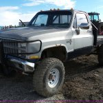 1982 Chevrolet 20 Flatbed Pickup Truck In Harris Mo Item L7078 Sold Purple Wave