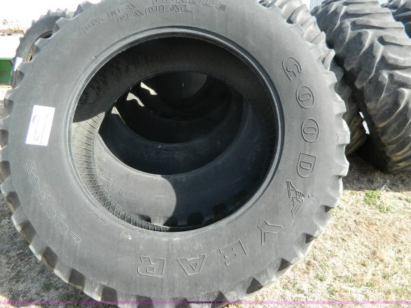 7 20.8r42 Tractor Tires Item L7333 Sold March 16 Ag