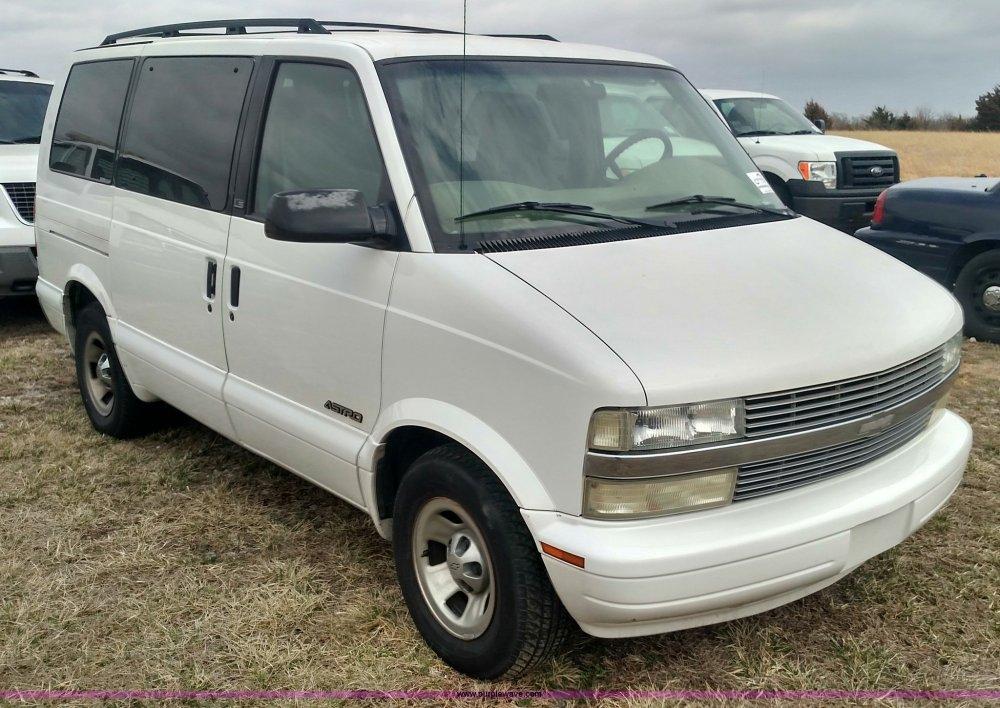 medium resolution of  2001 chevrolet astro van full size in new window
