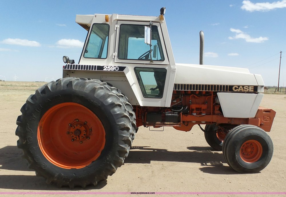 medium resolution of  case 2590 tractor full size in new window