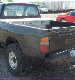 1996 toyota tacoma pickup truck full size in new window  [ 2048 x 1295 Pixel ]