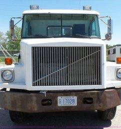 1995 volvo semi truck full size in new window  [ 2048 x 1758 Pixel ]