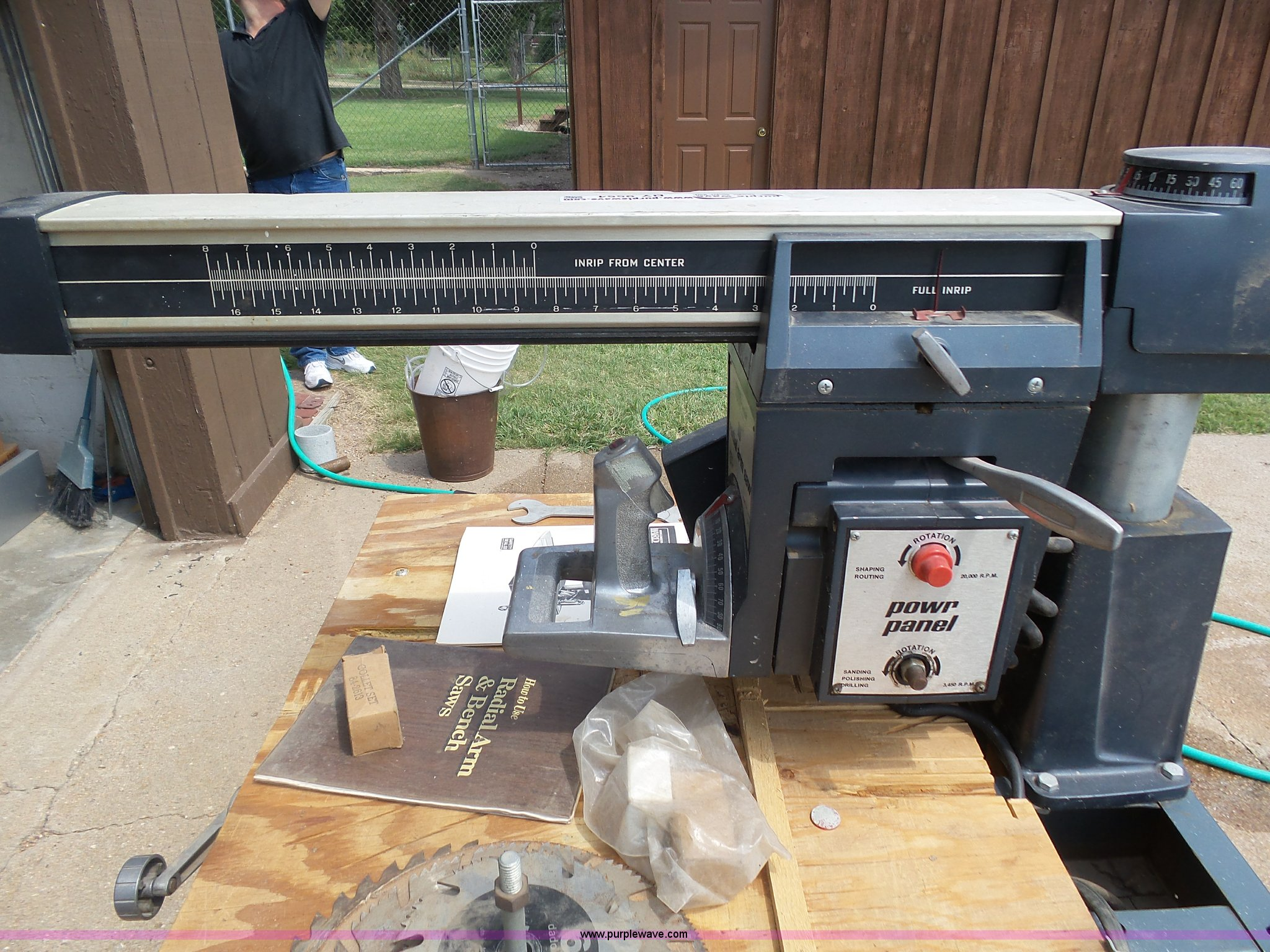 Powr Kraft Radial Arm Saw Price